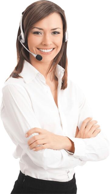 mujer telefono